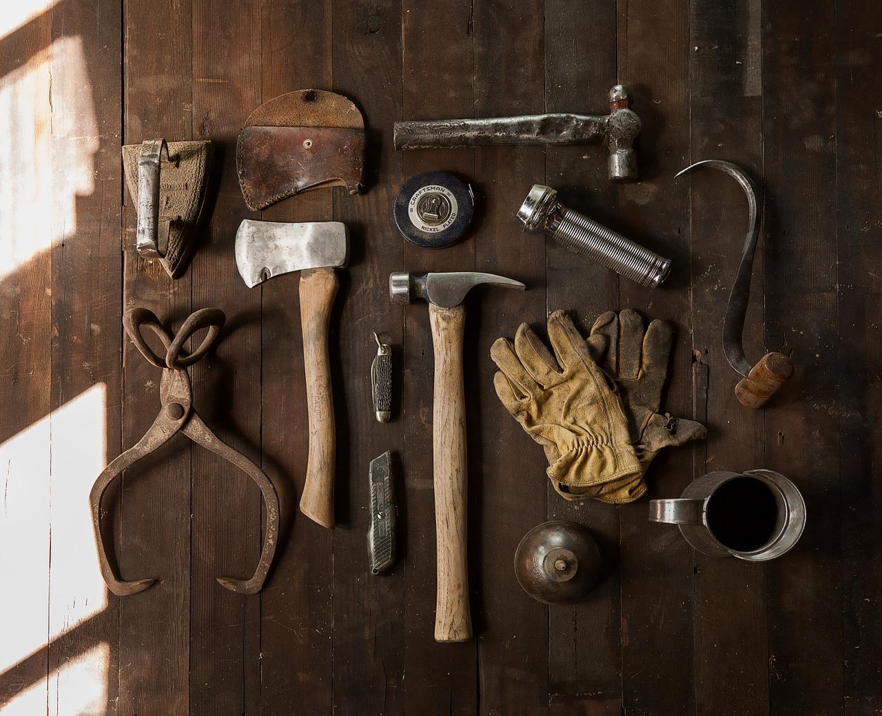 Les meilleurs outils de bricolage à savoir pour réussir ses projets
